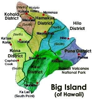 Big Island Hawaii Real Estate Information Maps Websites