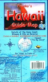 Franko's Hawaii Guide Map