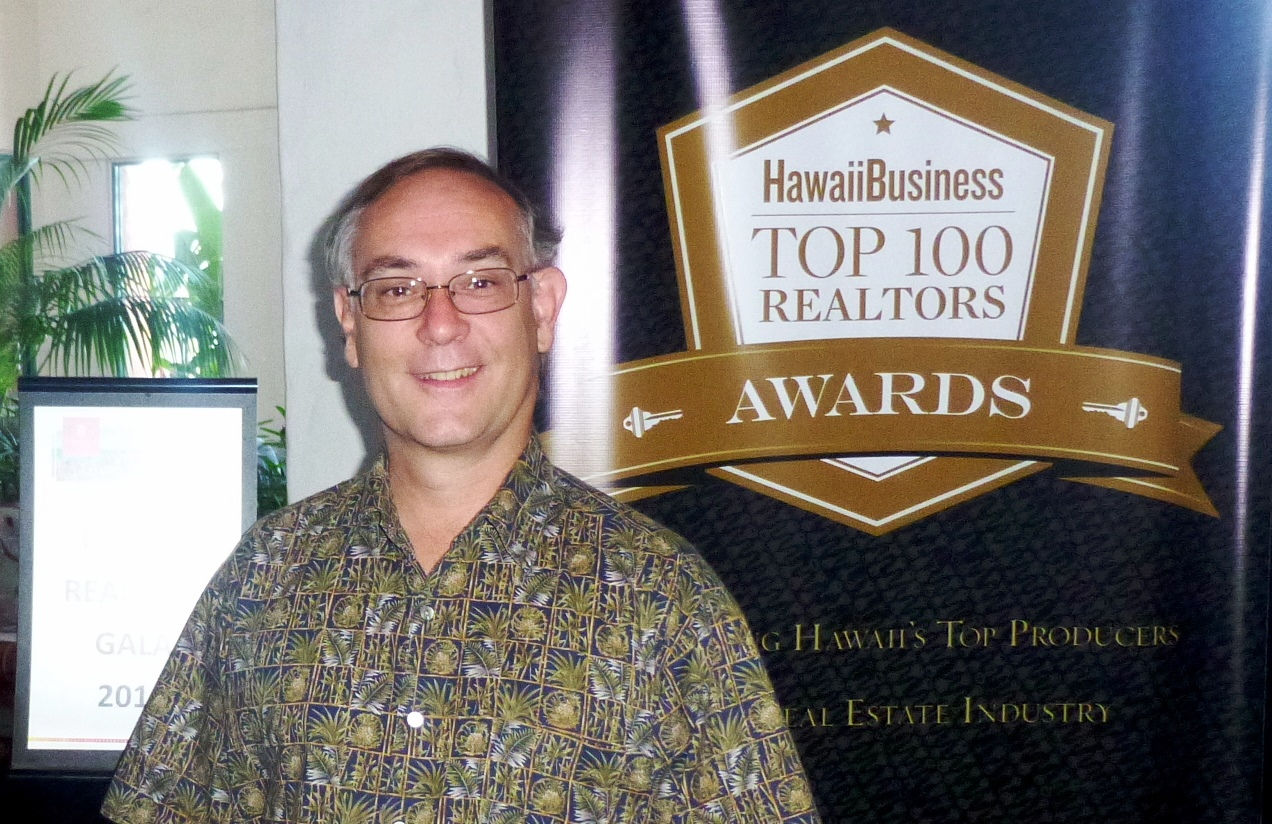 Hilo Real Estate Agent Kevin Lewis