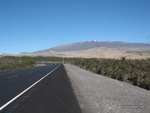 Saddle Road, Big Island Hawaii